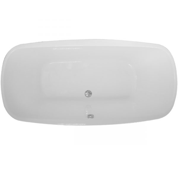 Puracast Platto PB1014 Fully reinforced freestanding bath