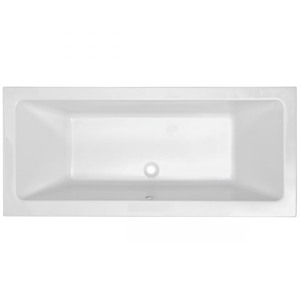 Bloque Double ended bath solid core Puracast