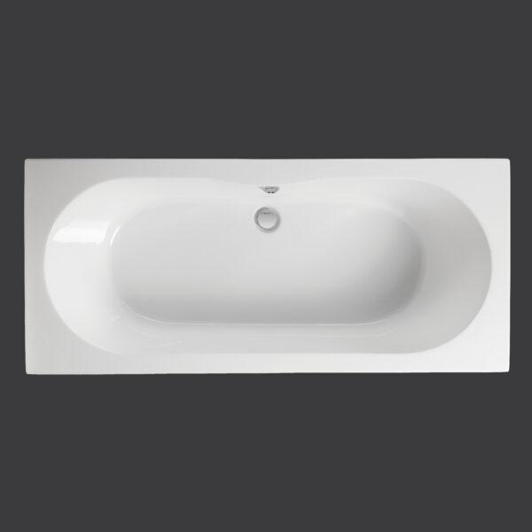 Wave Reinforced Bath Puracast Double Ended