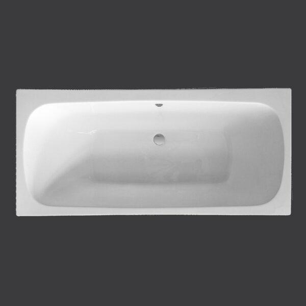 Platto Reinforced Bath Puracast Double Ended