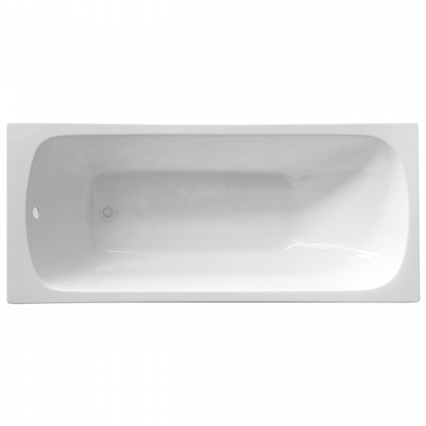 Platto Single ended bath strong and solid core