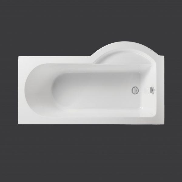 Arco Reinforced Shower Bath Puracast