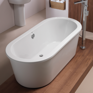 Arco Freestanding bath strong reinforced