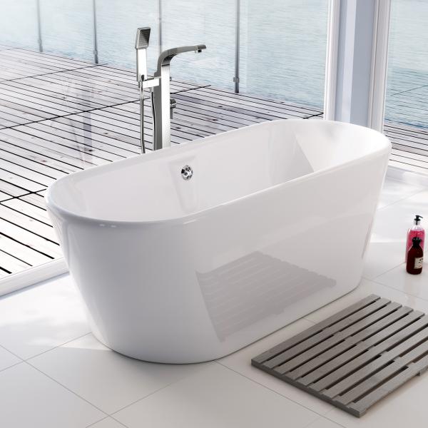Freestanding Puracast Bath