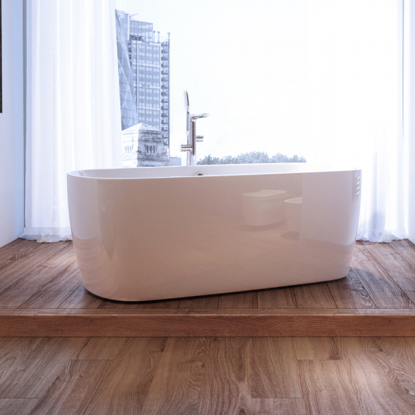 Platto Freestanding Puracast Bath