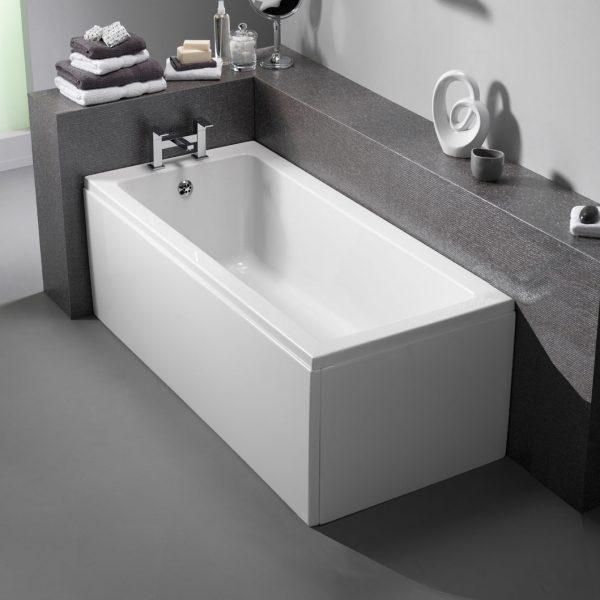 Bloque Double Ended Puracast Bath