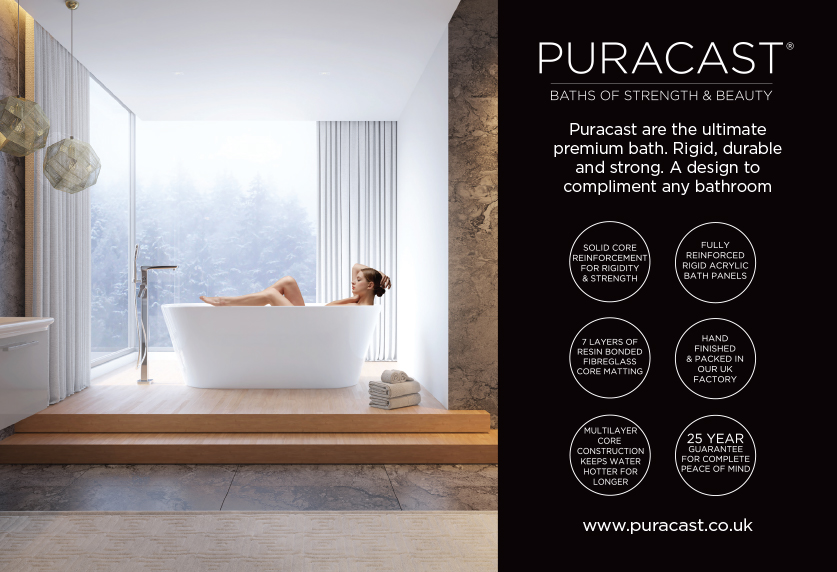 puracast baths strong