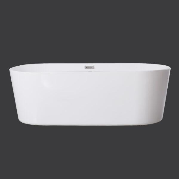 Arco Slim Freestanding Bath Puracast